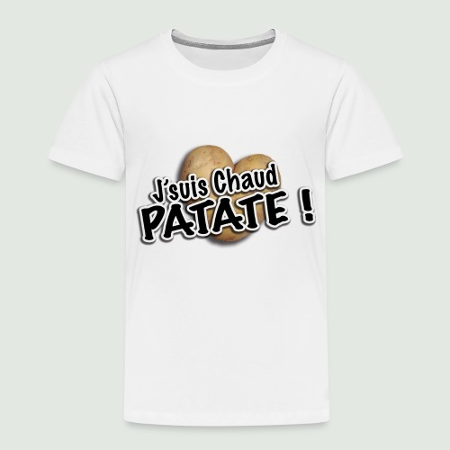chaud patate - T-shirt Premium Enfant