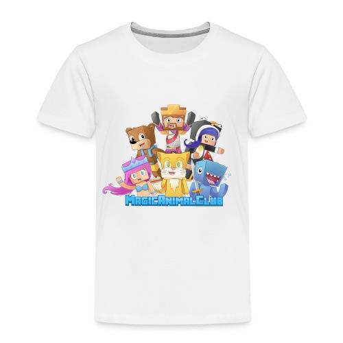 MagicAnimalClub - Kids' Premium T-Shirt