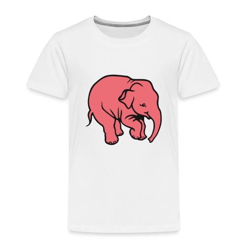 DT olifant - Kinderen Premium T-shirt