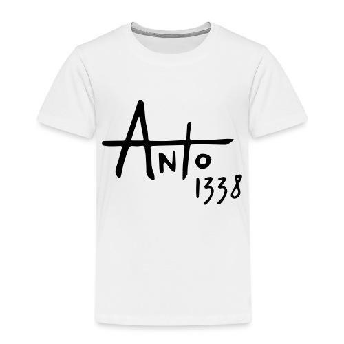 Anto1338 logo - T-shirt Premium Enfant