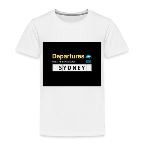 SYDNEY png - Maglietta Premium per bambini