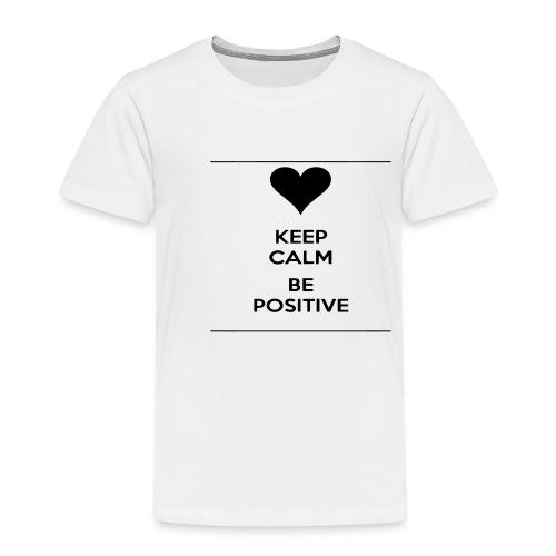 keep- positive - Maglietta Premium per bambini