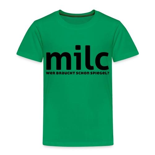 milc - Kinder Premium T-Shirt