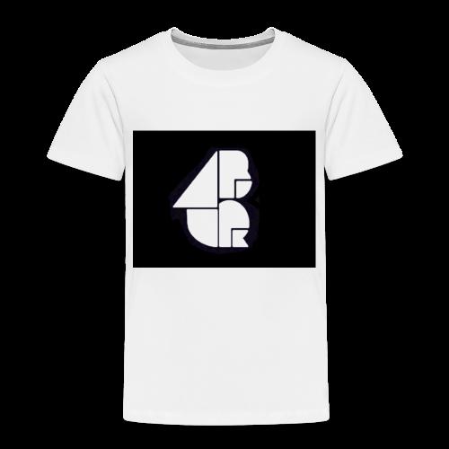 tbr hoodie black - Kinderen Premium T-shirt