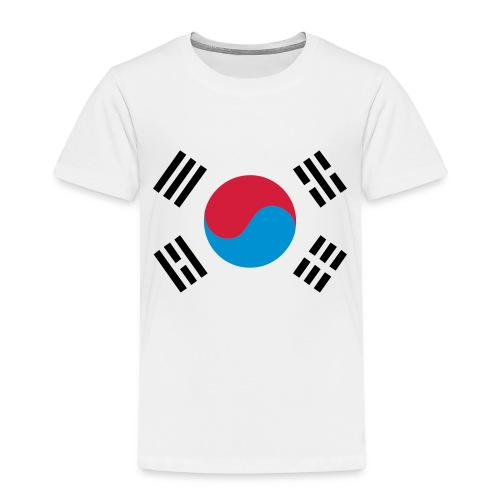 South Korea - Kinderen Premium T-shirt