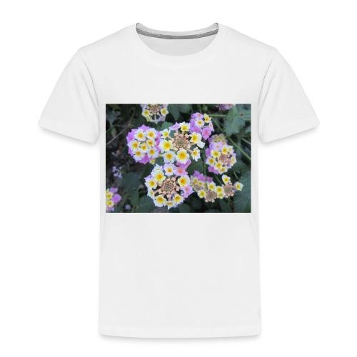 Flower power Nº8 - Camiseta premium niño