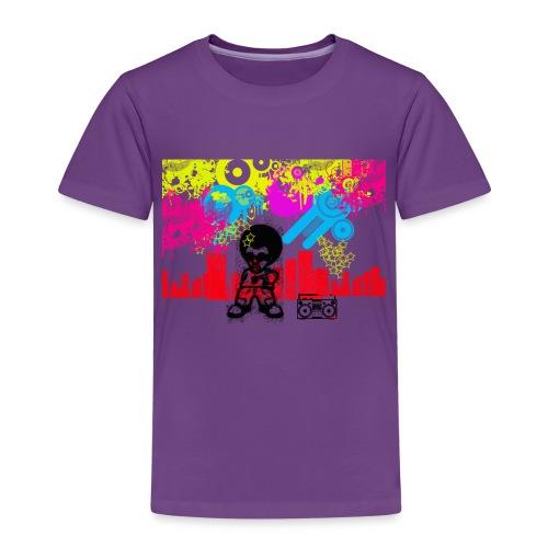 Magliette personalizzate bambini Dancefloor - Maglietta Premium per bambini