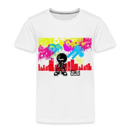 Cover cellulari personalizzate con foto Dancefloor - Maglietta Premium per bambini