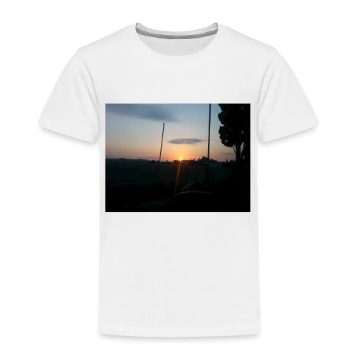 sol de noche - Camiseta premium niño
