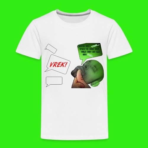 Liever een vrek - Kinderen Premium T-shirt