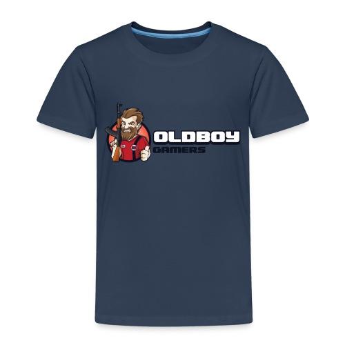 Oldboy Gamers Fanshirt - Premium T-skjorte for barn