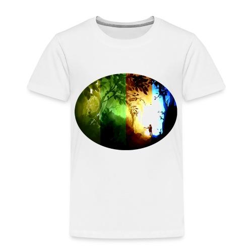 Seasons Passing - Kids' Premium T-Shirt