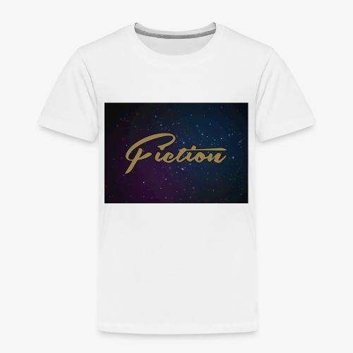 Fiction long sleeve space top - Kids' Premium T-Shirt