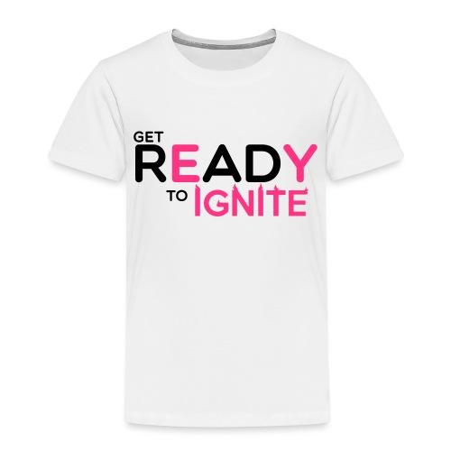 GET READY - T-shirt Premium Enfant