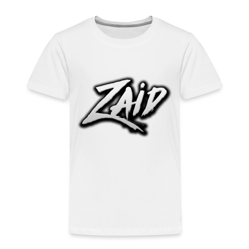 Zaid's logo - Kids' Premium T-Shirt