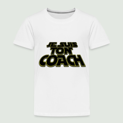 je suis ton coach - T-shirt Premium Enfant