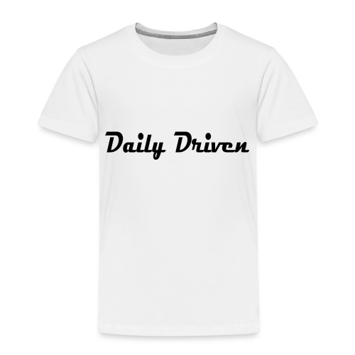 Daily Driven Shirt - Kinderen Premium T-shirt