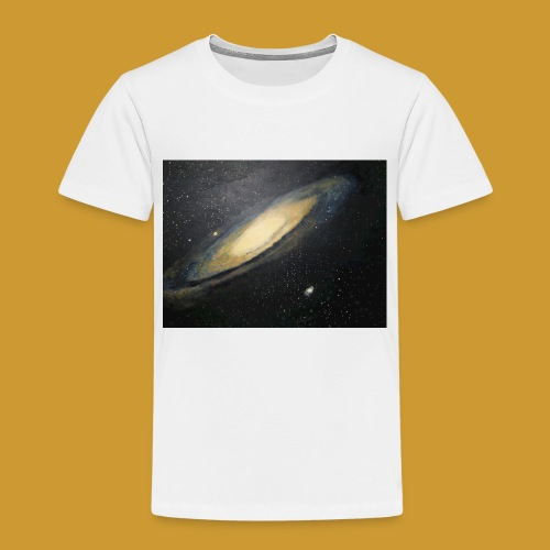Andromeda - Mark Noble Art - Kids' Premium T-Shirt