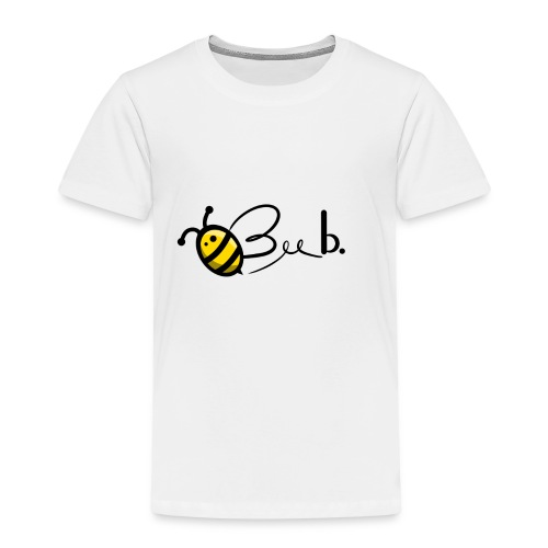 Bee b. Logo - Kids' Premium T-Shirt