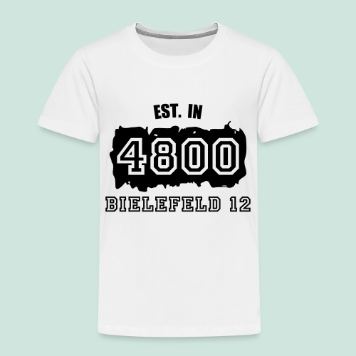Established 4800 Bielefeld 12 - Kinder Premium T-Shirt