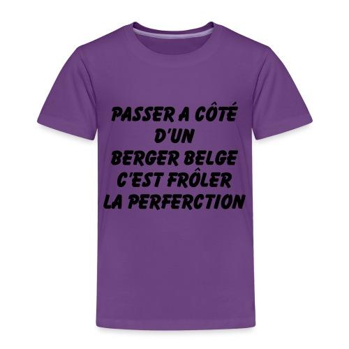 Frôler la perfection - T-shirt Premium Enfant