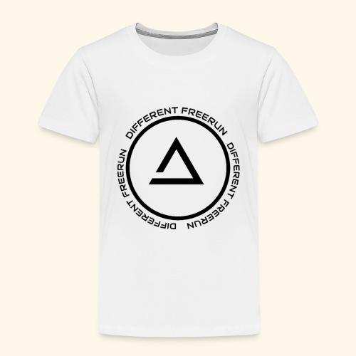 logo different groot png - Kinderen Premium T-shirt