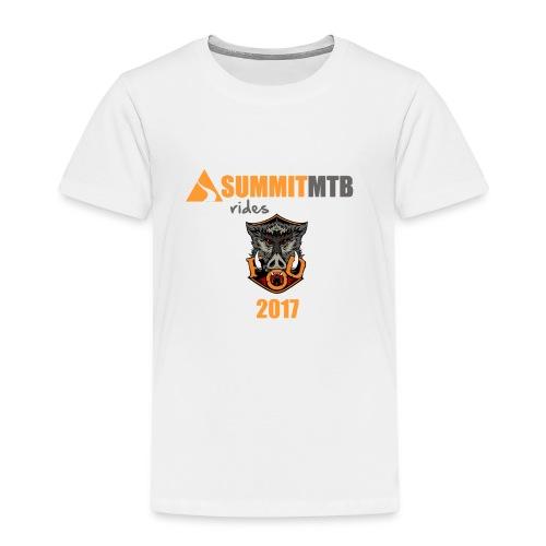 FoD_Hoody_Logo_2017 - Kids' Premium T-Shirt