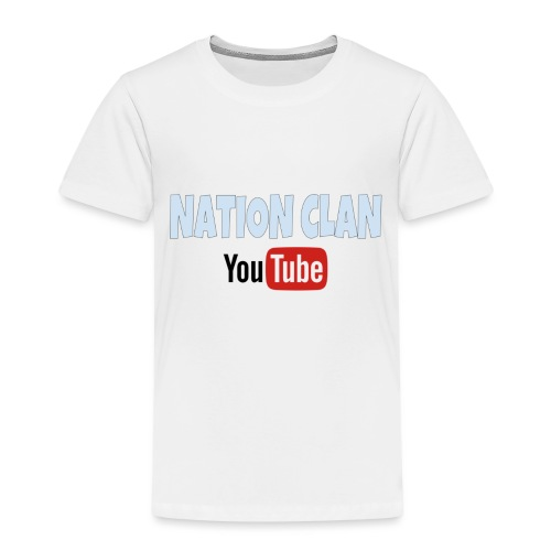 NATION CLAN: - Premium-T-shirt barn