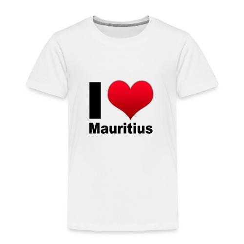 ilovemauritius - T-shirt Premium Enfant