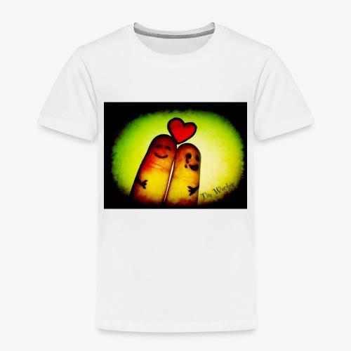 Friendly Vibes - Kinder Premium T-Shirt