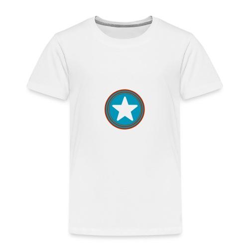 Étoile américaine. - T-shirt Premium Enfant