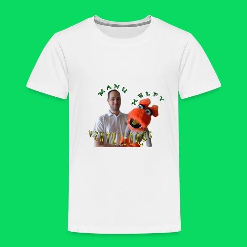 casquette manu et helfy - T-shirt Premium Enfant