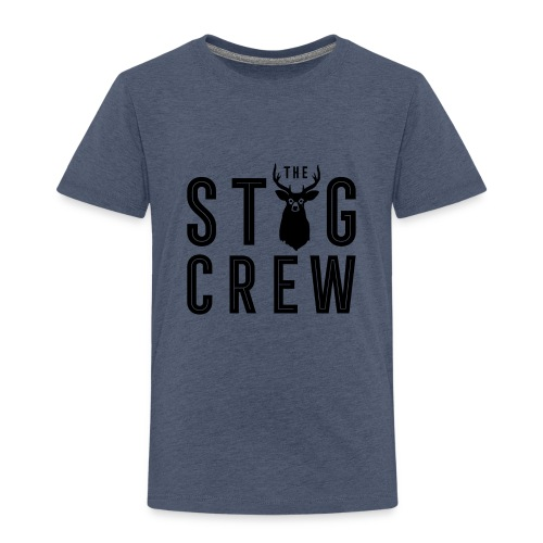 THE STAG CREW - Kids' Premium T-Shirt