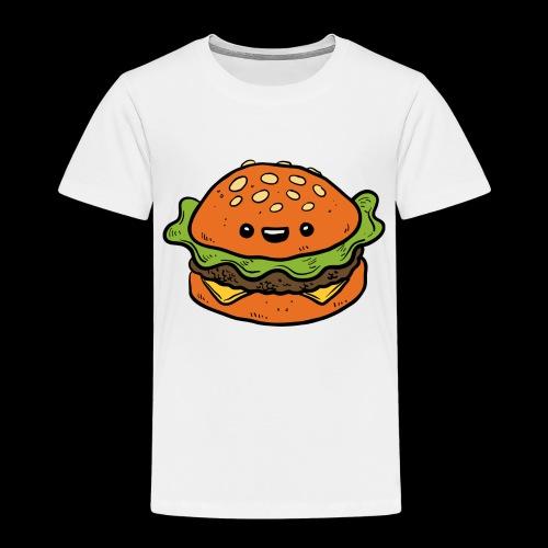 Star Burger - Kinderen Premium T-shirt