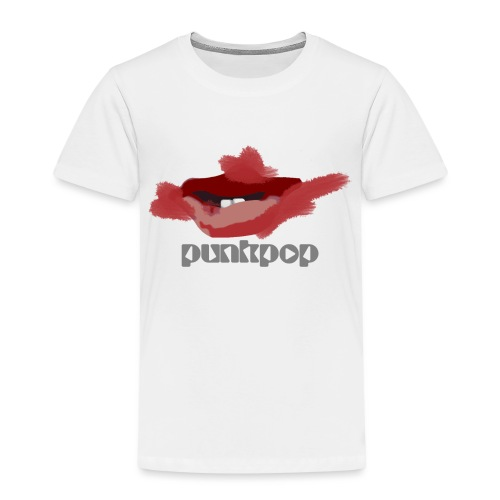 Cure Lips PunkPop - Maglietta Premium per bambini
