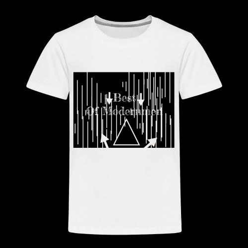 Bestofmodernmen - Maglietta Premium per bambini