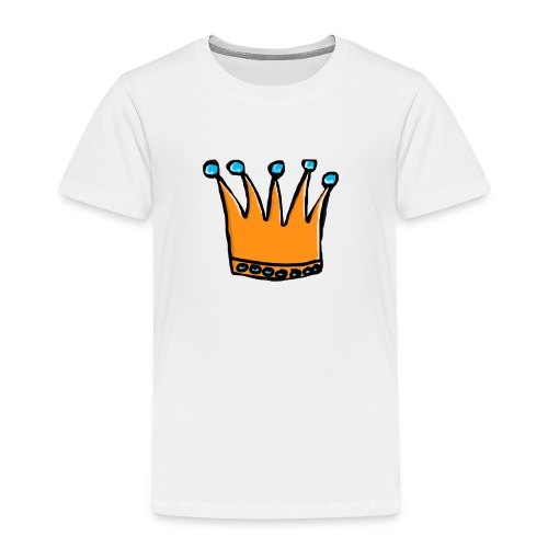 Cartoon logo - Kinderen Premium T-shirt