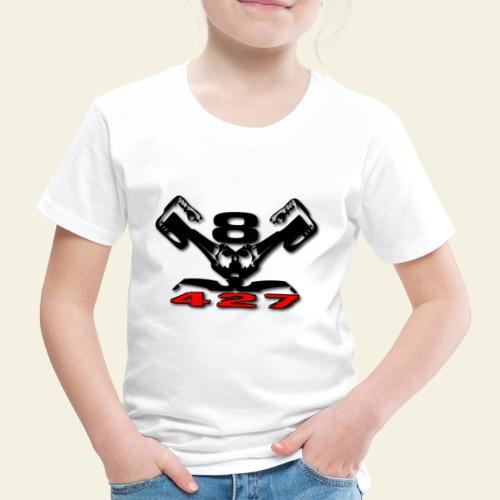 427 v8 - Børne premium T-shirt
