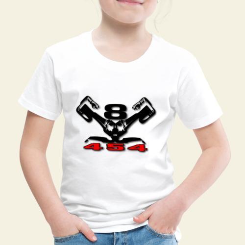 454 v8 - Børne premium T-shirt