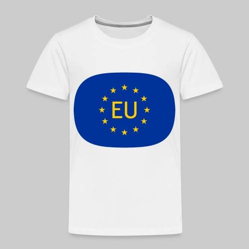 VJocys European Union EU - Kids' Premium T-Shirt