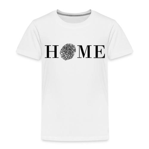 HOME - Nördlingen Altstadt, schwarz - Kinder Premium T-Shirt