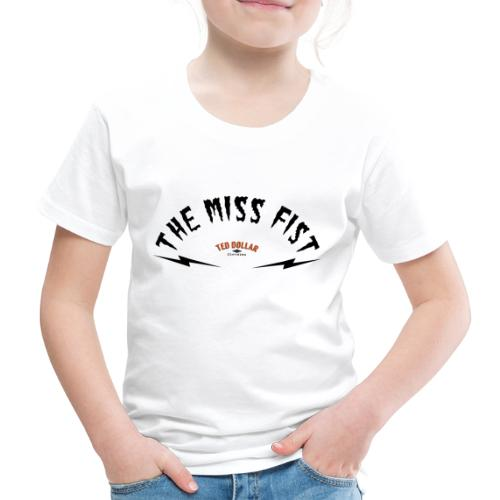 The Miss Fist - T-shirt Premium Enfant