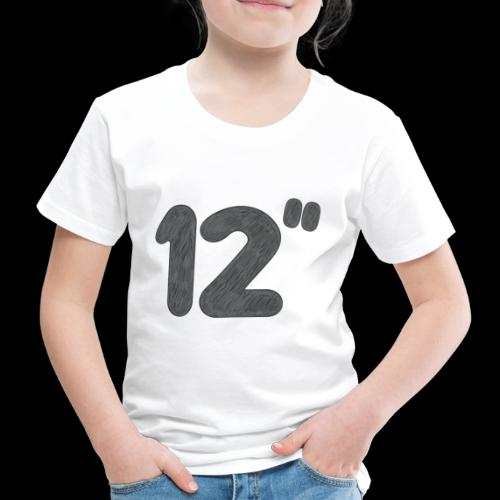 12'' - Kids' Premium T-Shirt