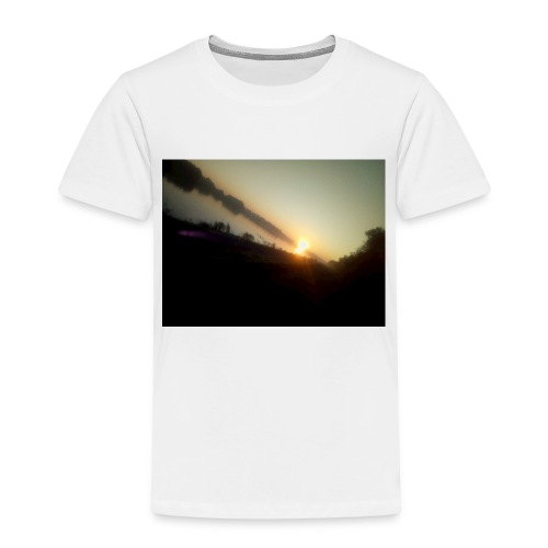 the morning - Kinderen Premium T-shirt
