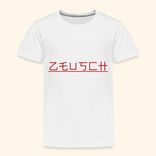 Zeusch Logo - Kinderen Premium T-shirt