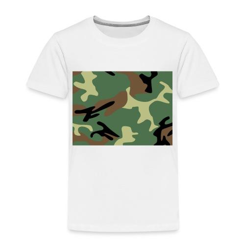 Camo_SJA - Kids' Premium T-Shirt