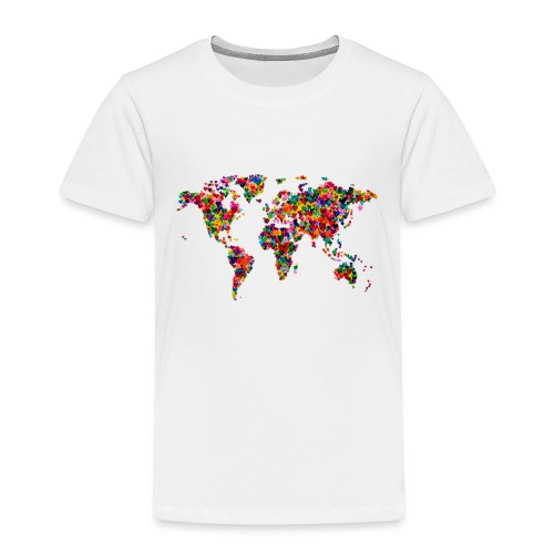 World Love - T-shirt Premium Enfant