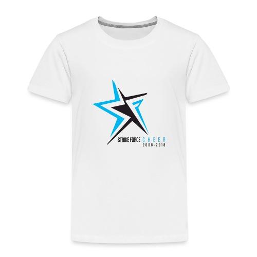 Strike Force 10 YR Logo 02 - Kids' Premium T-Shirt
