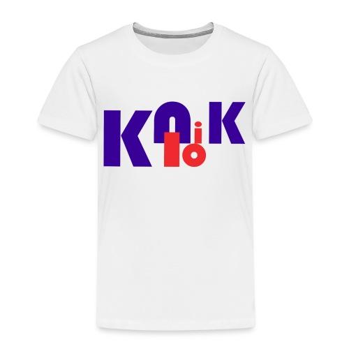 klonik retro - Camiseta premium niño