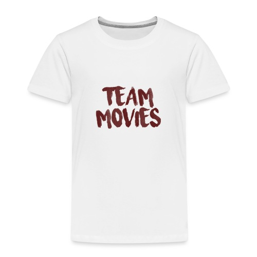 Team Movies (all things red kollektion) - Premium-T-shirt barn